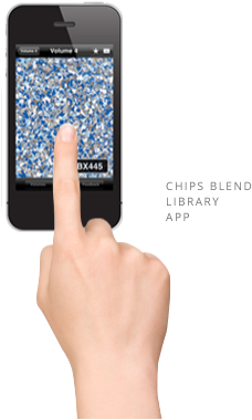 CHIPS Blend Library App